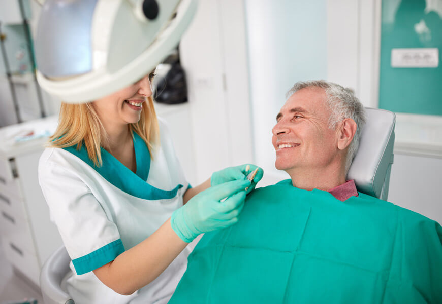 Consider Asking Your Dentist About a Fluoride Treatment