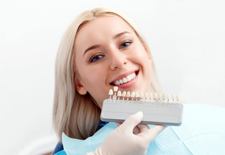 How porcelain veneers can transform your smile