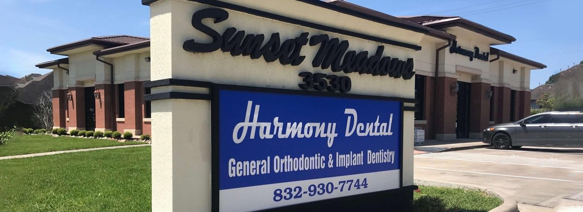 Harmony Dental Pearland,TX